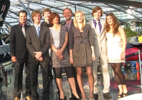 Die Bergfried-Familie