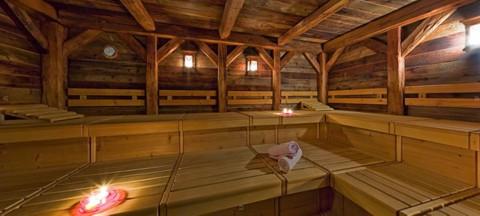 Tyrolean Steam Room