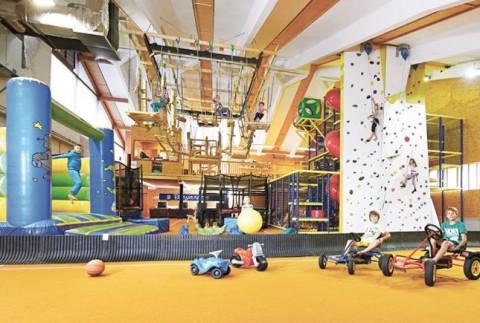 Playarena 1.000 m²