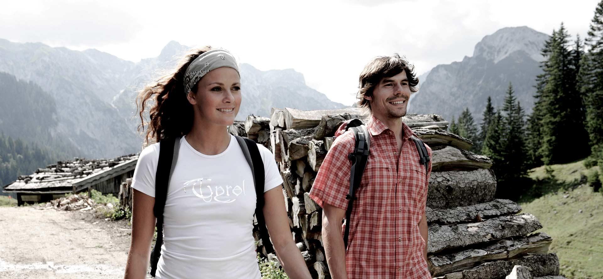 Sommerurlaub Tirol