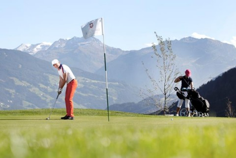 Golf in Zillertal