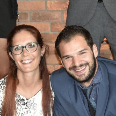 Foto von einem Mann und einer Frau